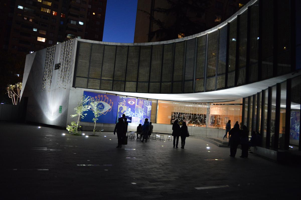 El día viernes 13 se llevó a cabo Museos de Medianoche